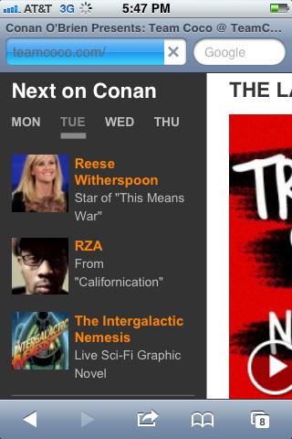 NextOnConan