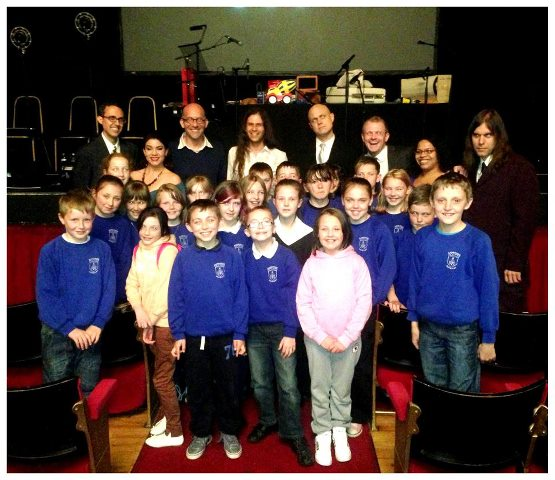 The Kids from Sanquhar