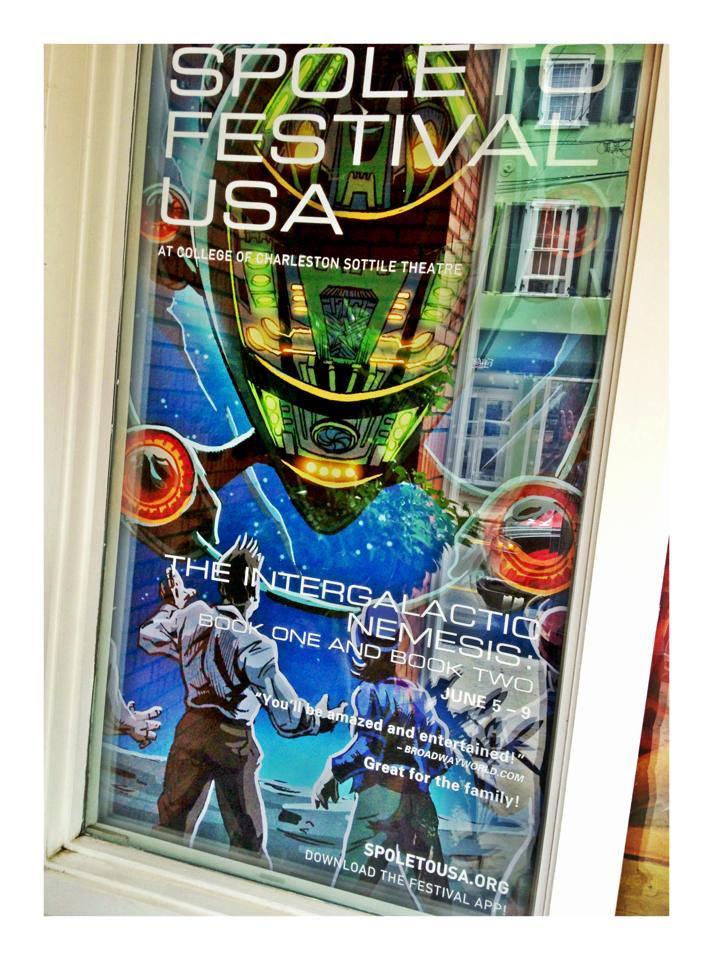Spoleto-Poster