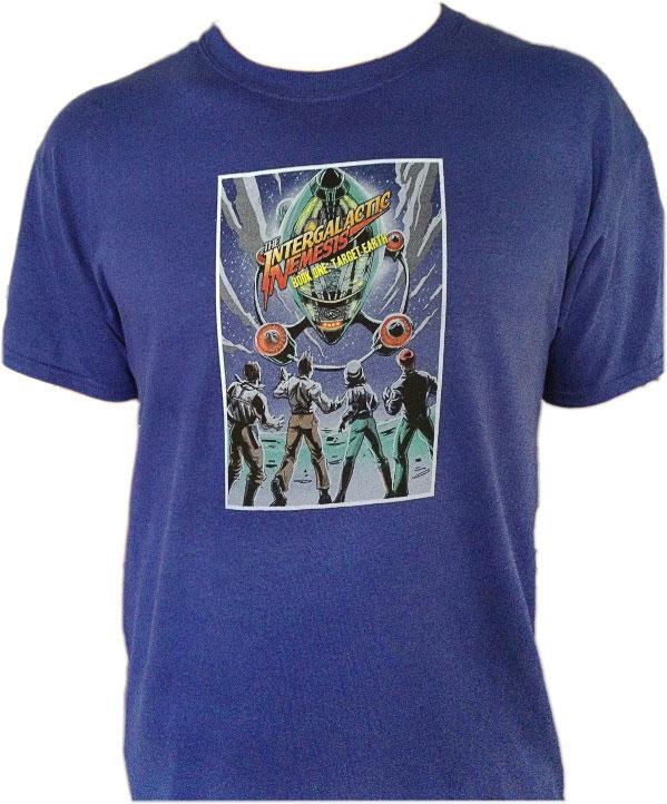 Target Earth Unisex Shirt