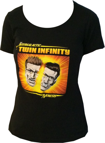 Twin Infinity Ladies' Shirt